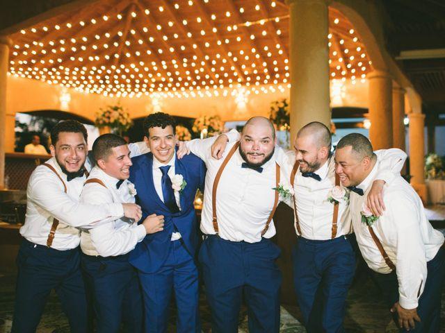 Anush and Carolyn's Wedding in La Romana, Dominican Republic 145