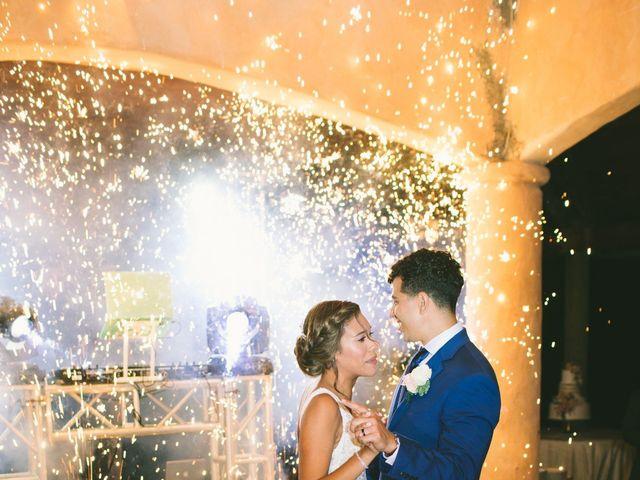 Anush and Carolyn's Wedding in La Romana, Dominican Republic 149