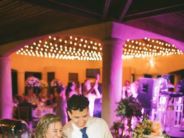 Anush and Carolyn's Wedding in La Romana, Dominican Republic 160