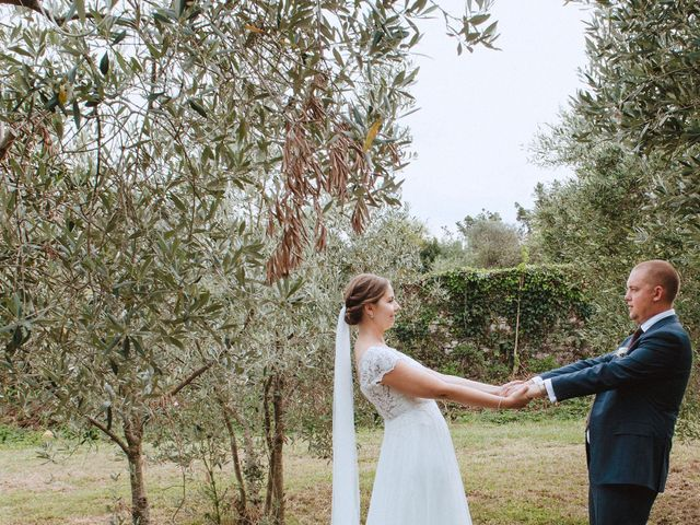 The wedding of Emlia and Carl