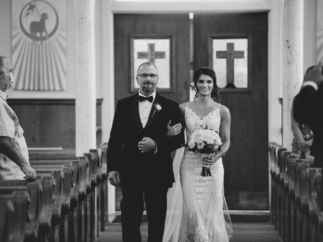 Richard and Julia's Wedding in Calverton, New York 20