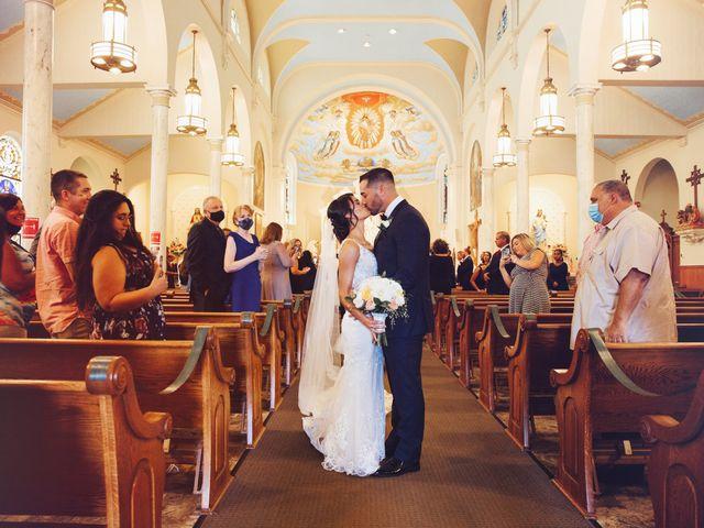 Richard and Julia's Wedding in Calverton, New York 22