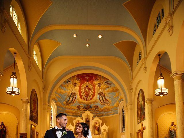 Richard and Julia's Wedding in Calverton, New York 25