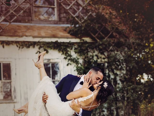 Richard and Julia's Wedding in Calverton, New York 1