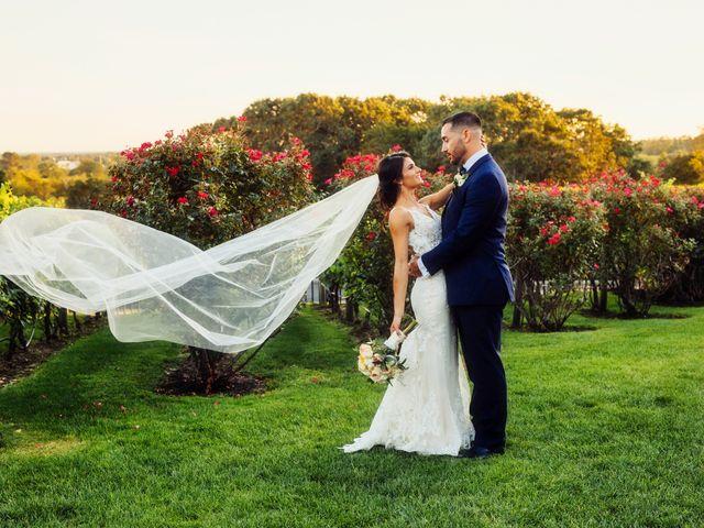 Richard and Julia's Wedding in Calverton, New York 2