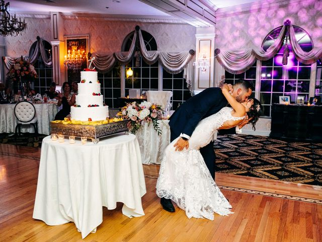 Richard and Julia's Wedding in Calverton, New York 31