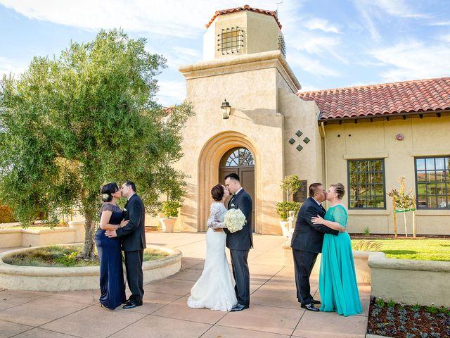 Mari and Francisco's Wedding in Livermore, California 12