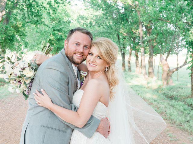 The wedding of John and KeLee