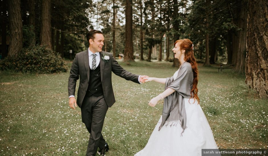 Curtis and Mikiah's Wedding in Anacortes, Washington