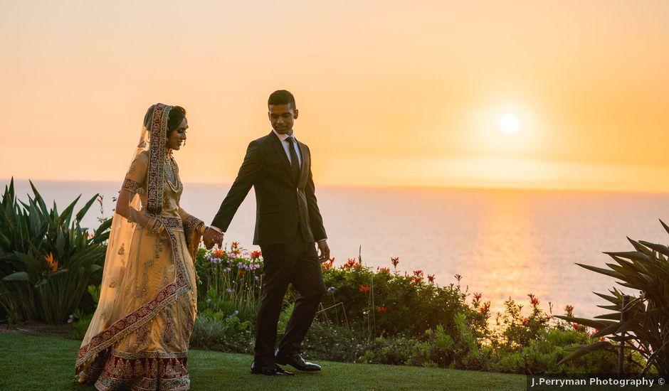 Anum and Abib's Wedding in Laguna Niguel, California