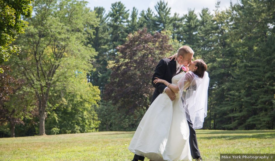 Zoe and Peter's Wedding in Nashua, New Hampshire