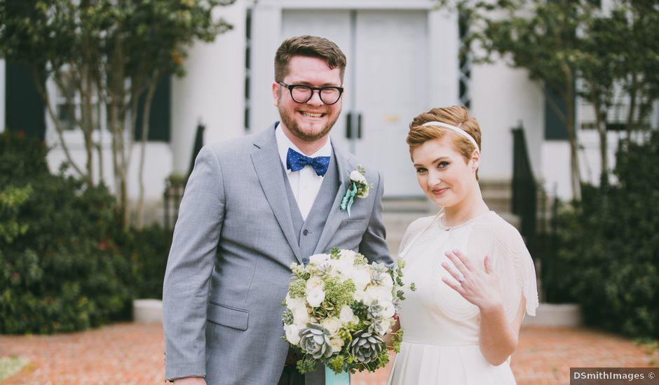 Erik and Elizabeth's Wedding in Tuscaloosa, Alabama
