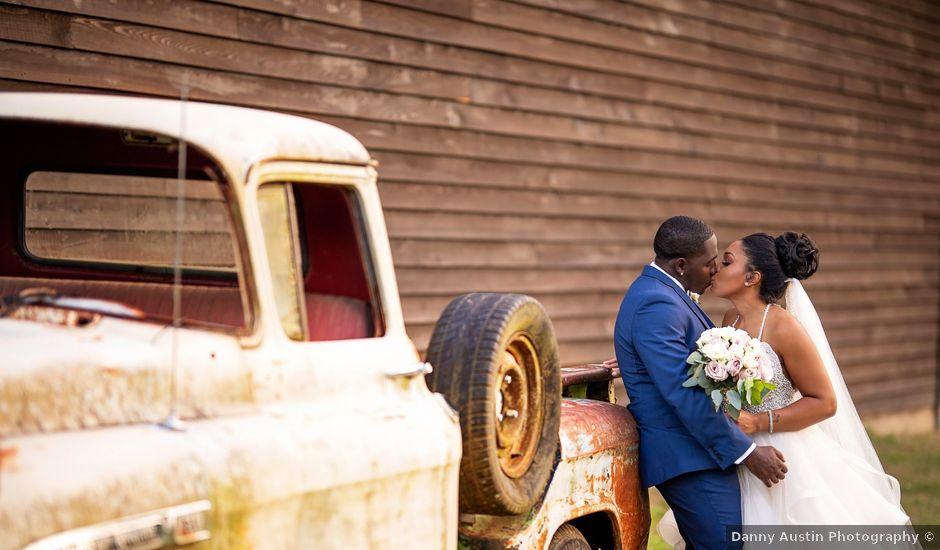Darian and Ashley's Wedding in Birmingham, Alabama