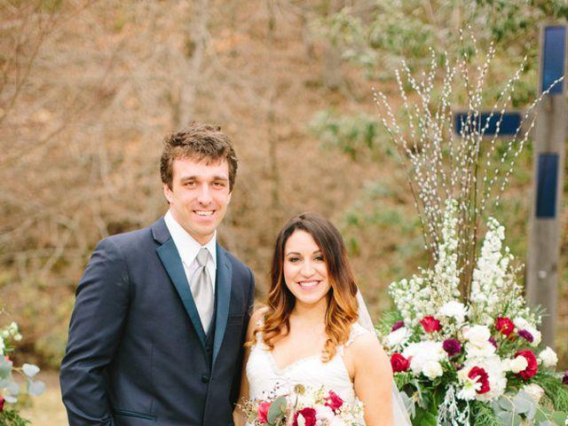 The wedding of Thomas and Cassandra