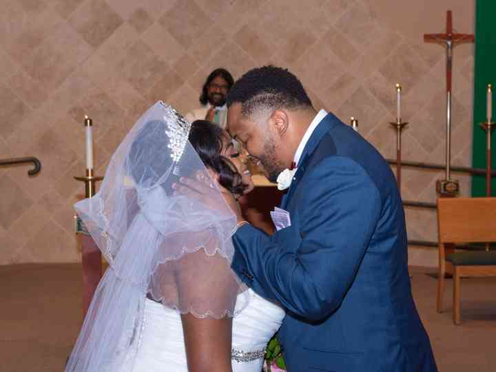 The wedding of Kenneth and Kimberlyn