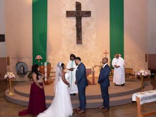 The wedding of Kenneth and Kimberlyn 2