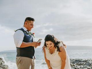 The wedding of Fadila khalil and Anthony Villagomez 2