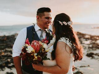 The wedding of Fadila khalil and Anthony Villagomez 3