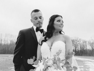 The wedding of Desiree and Vincent 1