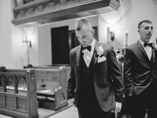 Vincent and Desiree's Wedding in Basking Ridge, New Jersey 5