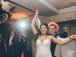 Vincent and Desiree's Wedding in Basking Ridge, New Jersey 23