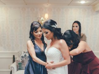 Vincent and Desiree's Wedding in Basking Ridge, New Jersey 35