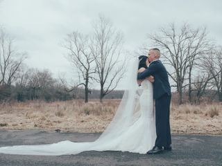 Vincent and Desiree's Wedding in Basking Ridge, New Jersey 42