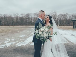 The wedding of Desiree and Vincent