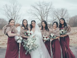 Vincent and Desiree's Wedding in Basking Ridge, New Jersey 44