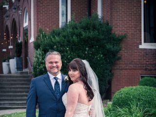 The wedding of Elizabeth and Brooks 1