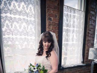 The wedding of Elizabeth and Brooks 2