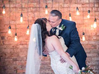 The wedding of Elizabeth and Brooks 3