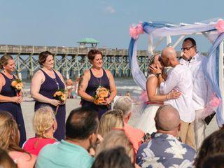 Josh and Lindsey's Wedding in Charleston, South Carolina 3