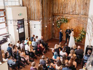 The wedding of Charlotte and Lauren