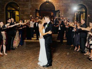 The wedding of Lauren and Lou 1