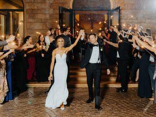 The wedding of Lauren and Lou 2