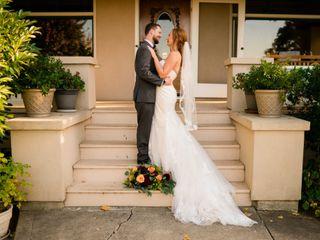 The wedding of Emily and Jarad