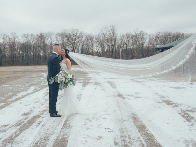 Vincent and Desiree's Wedding in Basking Ridge, New Jersey 2
