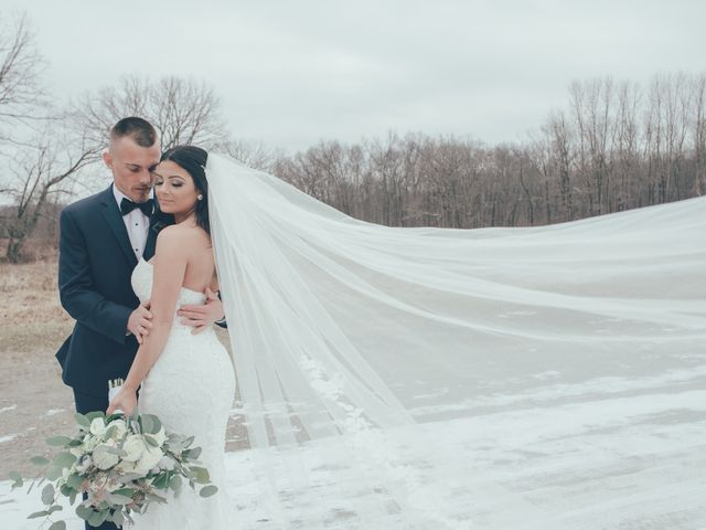 Vincent and Desiree's Wedding in Basking Ridge, New Jersey 3