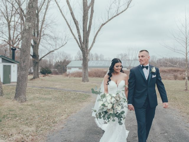 Vincent and Desiree's Wedding in Basking Ridge, New Jersey 4