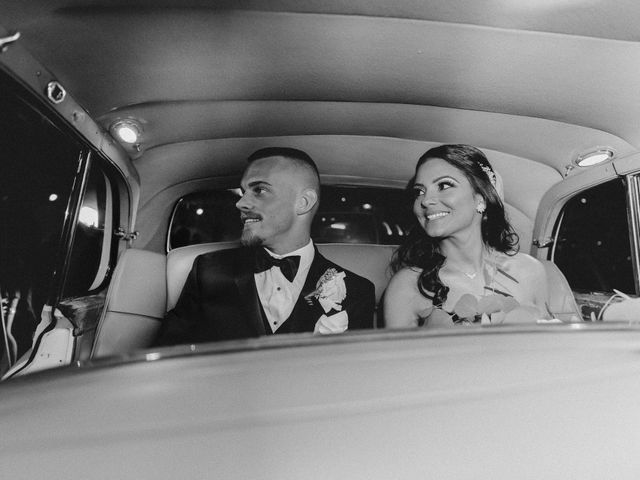 Vincent and Desiree's Wedding in Basking Ridge, New Jersey 7