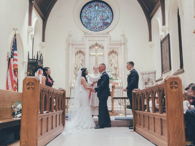 Vincent and Desiree's Wedding in Basking Ridge, New Jersey 9