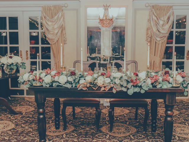 Vincent and Desiree's Wedding in Basking Ridge, New Jersey 12