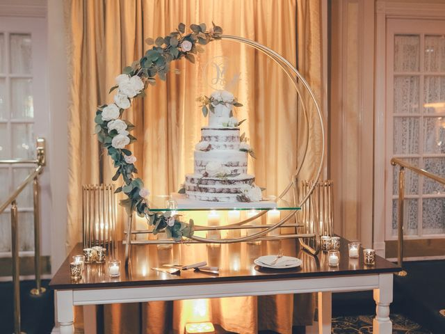Vincent and Desiree's Wedding in Basking Ridge, New Jersey 13