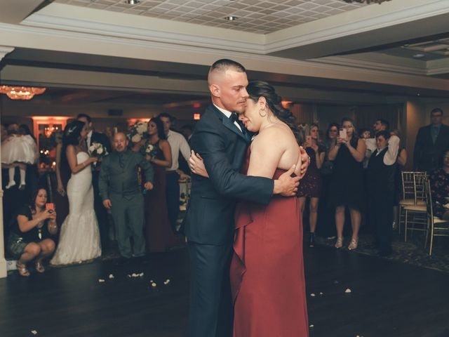 Vincent and Desiree's Wedding in Basking Ridge, New Jersey 17