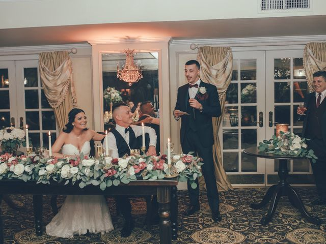 Vincent and Desiree's Wedding in Basking Ridge, New Jersey 19