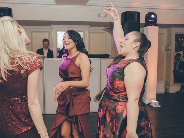Vincent and Desiree's Wedding in Basking Ridge, New Jersey 22