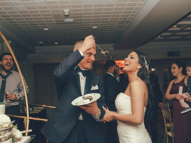 Vincent and Desiree's Wedding in Basking Ridge, New Jersey 25