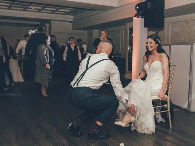 Vincent and Desiree's Wedding in Basking Ridge, New Jersey 27