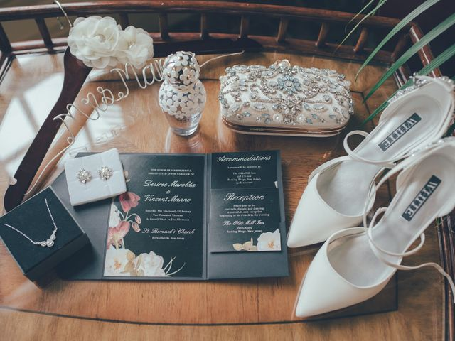 Vincent and Desiree's Wedding in Basking Ridge, New Jersey 31